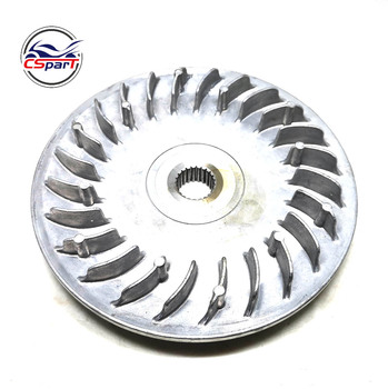 194MM 23T Variator Fan For CFmoto 500 500CC 600 800 CF188  ATV UTV SSV MC HL 0180-051300