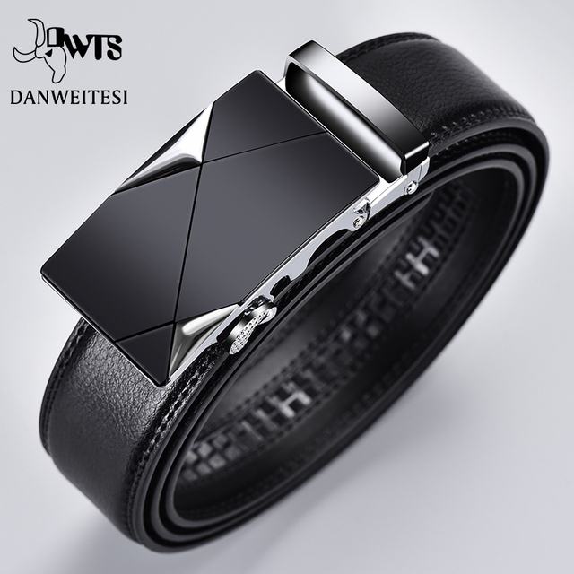 DWTS Genuine Leather Belt Strap 1