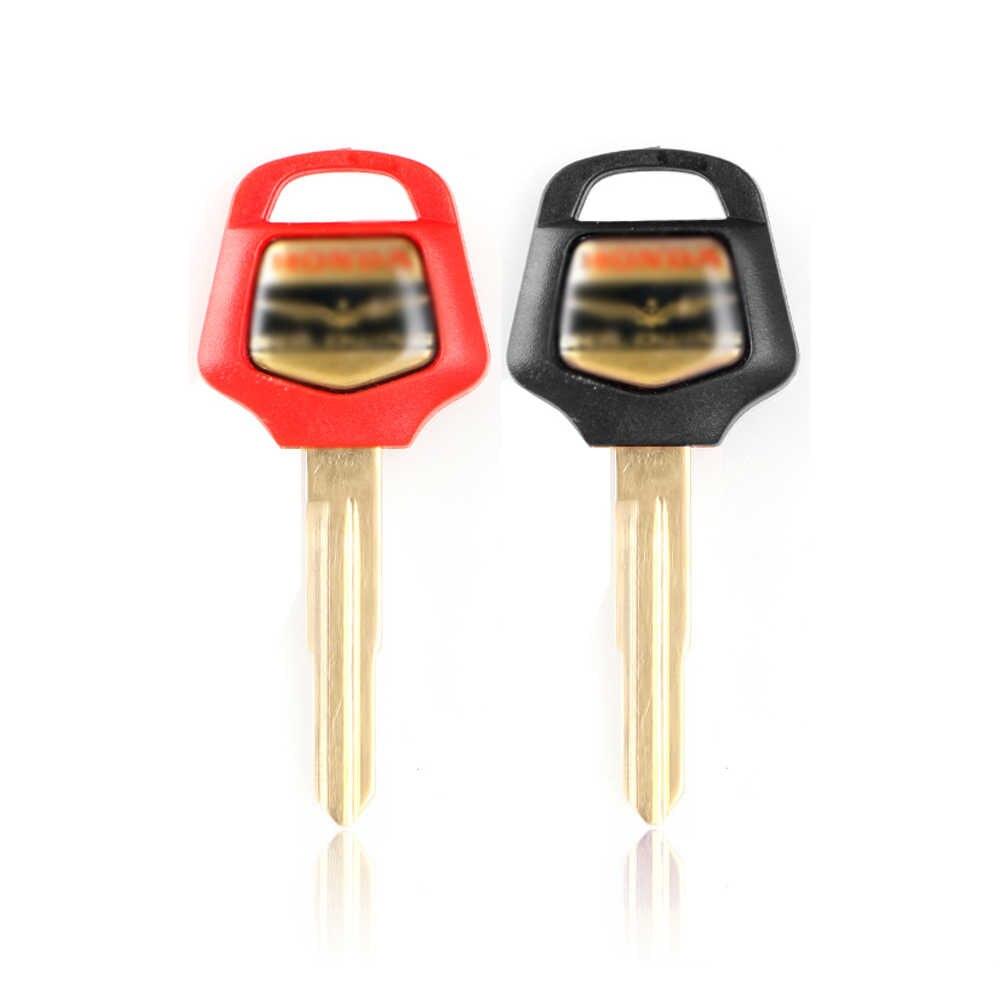 Dla Honda 1800 Goldwing GL1800 zarodek puste klucze można zainstalować Chip rower z napędem Moto część akcesoria motocyklowe