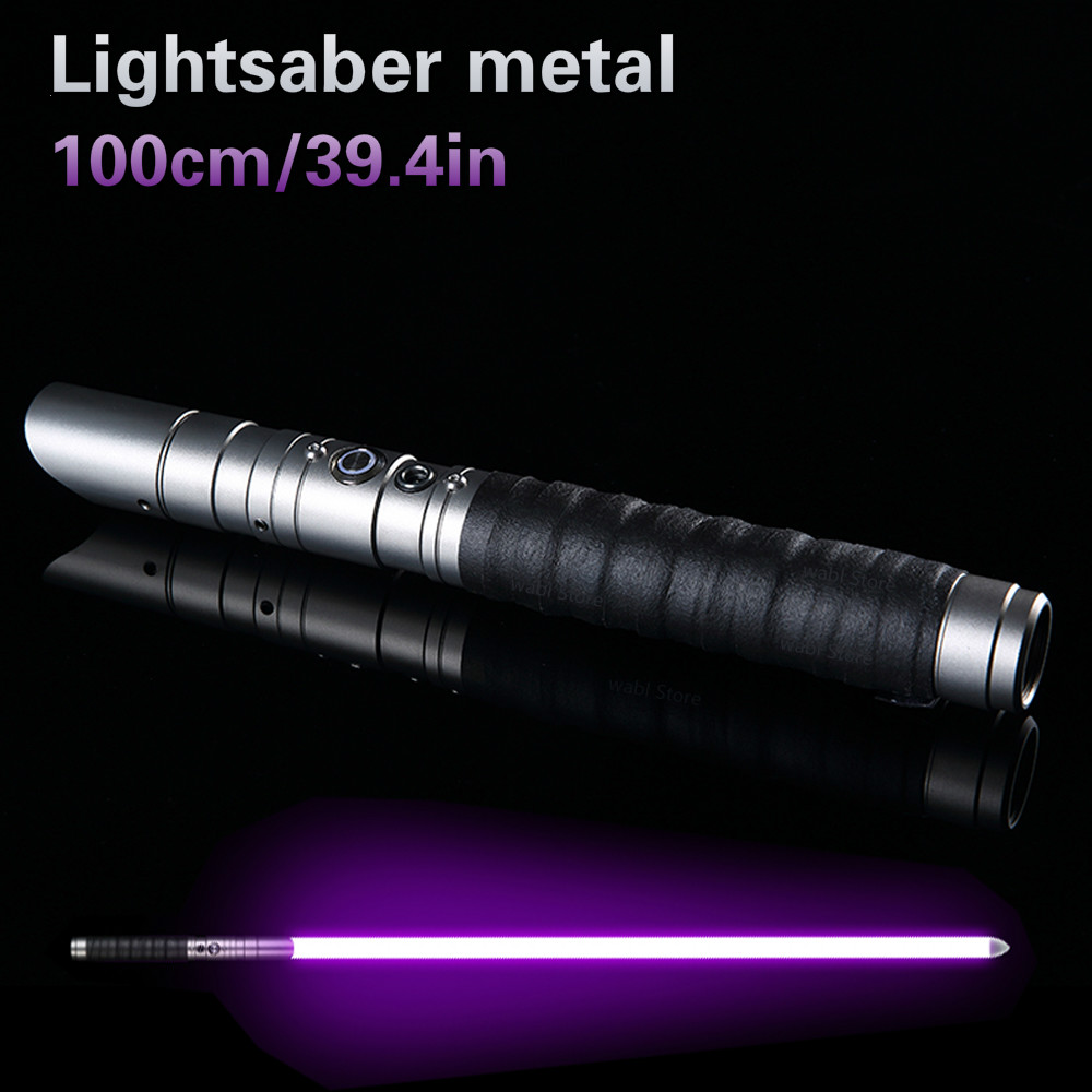 Lightsaber Metal Sword Metal Cosplay Boy Gril Espadaes Star Toy Laser Flashing Kids Light Saber LED Luke Toys Gift