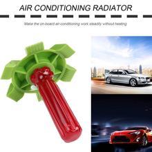 Универсальный пластиковый автомобильный конденсаторный ребро испарителя, выпрямитель, гребень для змеевика, инструмент для автоматической системы охлаждения