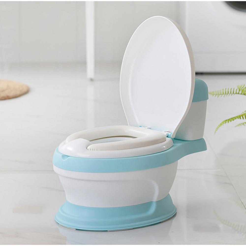 Joy Baby My Potty Baby Toddler Training Potty With Cushioned Seat Ring Portable Toilet Orinal Portatil Kids Potty Training Seat#