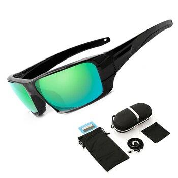 ΜΤΒ Γυαλιά ηλίου ποδηλασίας με πολωτικούς φακούς και 6 διαφορετικά σέτ