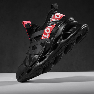 Image 4 - Fajna piłka do koszykówki dla mężczyzn buty amortyzacja oddychające obuwie sportowe na co dzień antypoślizgowe sportowe buty do biegania Zapatos Hombre