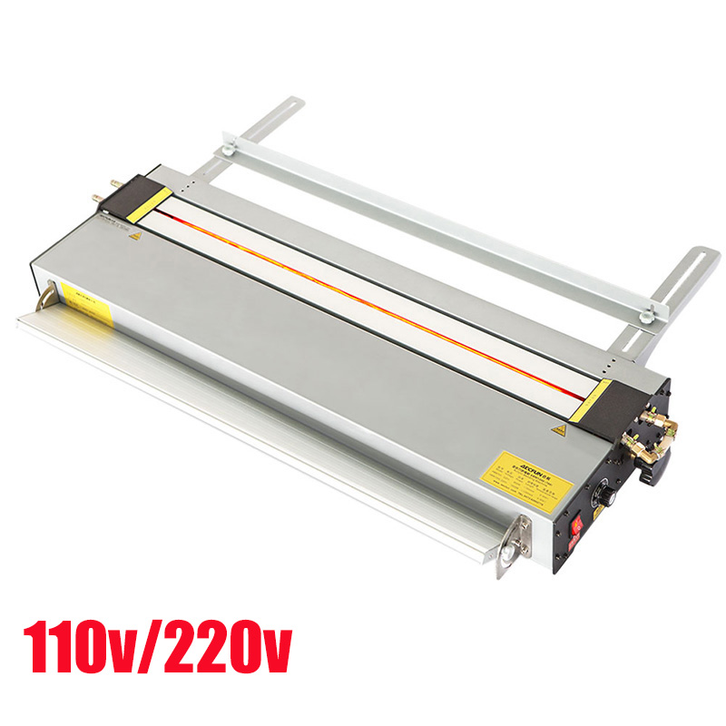 Acrylic Bender With Angle Positioning Organic Plate Hot Bending Machine Light Box PVC Display Rack Plastic Plate Bending Machine image