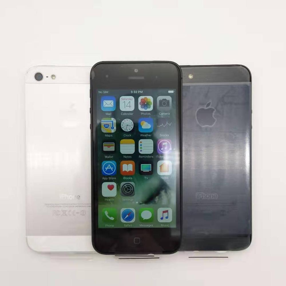Original Apple iPhone 5 Unlocked Mobile Phone iOS Dual-core 4.0