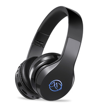 цены FDBRO New BH7 Bluetooth Headphones LED Light Glowing Headset Wireless Headphone With Microphonehe Earphones For Computer Phone