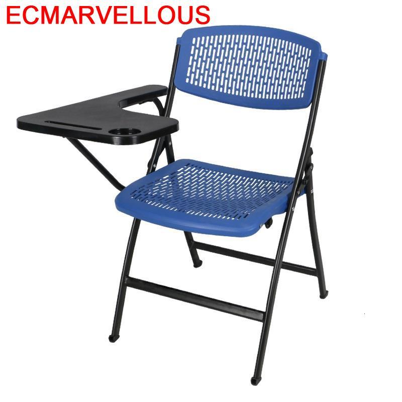 Executiva Bureau Meuble Etudiante Bedroom Sedie Moderne Pieghevoli Folding Office Board Silla De Oficina Conference Chair