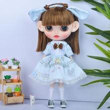Кукла blyth одежда костюм для шарнирной куклы 1/6 кукла licca