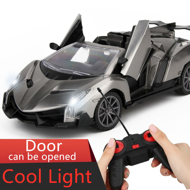 Large Size 1:12 Remote Control Car Stunt Drift Toy Car With Lights Kids Toys Gift Sports Vehicle For Children Birthday Presents 3