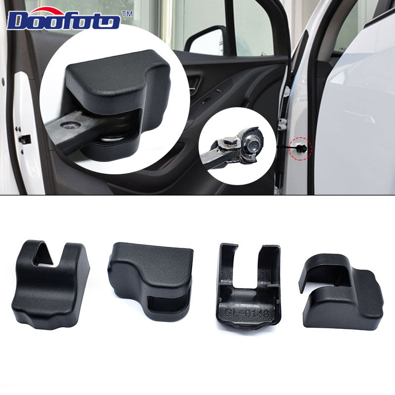 Doofoto Car Door Limiting Stopper Cover For <font><b>Chevrolet</b></font> Cruze Sail Aveo Captiva Lacetti Orlando Niva Car Accessories Styling Case image