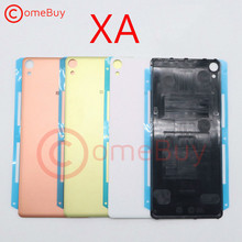 For SONY XPERIA XA Back Battery Cover Door F3111 F3113 Rear Housing Case Chassis For 5.0