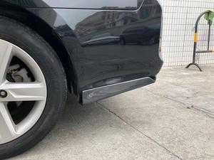 Image 5 - Universele Stijl Carbon Achterbumper Side Splitter Schort voor BMW 3 4 5 6 Serie E90 E92 E93 F30 f32 F33 F36 F10 F06 F12 F13