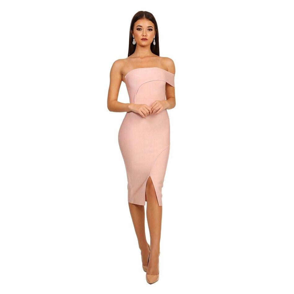 women bandage dress-032