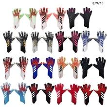 Goalkeeper-Gloves Soccer Predator Football 15-Colors Guantes-De-Portero No-Brand