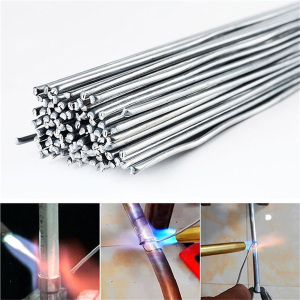 Aluminum Welding Brazing Rod Low Temperature Aluminum Solder Rods Welding Wire Flux Cored Soldering Rod No Need Solder Powder