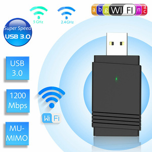 Wireless USB WiFi Adapter 1200