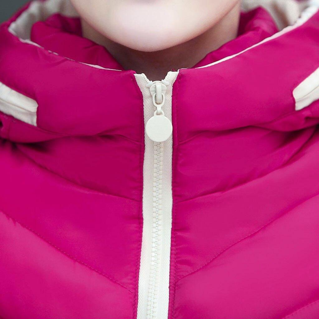 He82ad71683ea4ba089a7cc0ca25dc507n fashion Women's Jackets Hooded Thickening Slim Outwear Winter Warm Casual Short Jacket Women Coat Outwear Tops