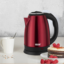 Stainless Steel Large-Capacity 1500W Quick-Heating Automatic Power-Off Anti-Drying Electric Kettle Good Heat Insulation