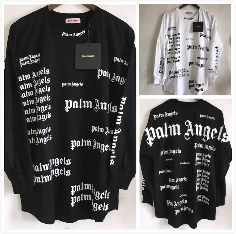 New Palm Angels Hoodies Men Women Streetwear Stranger Things Hip Hop Sweatshirt Fashion Casual Palm Angels Hoodie