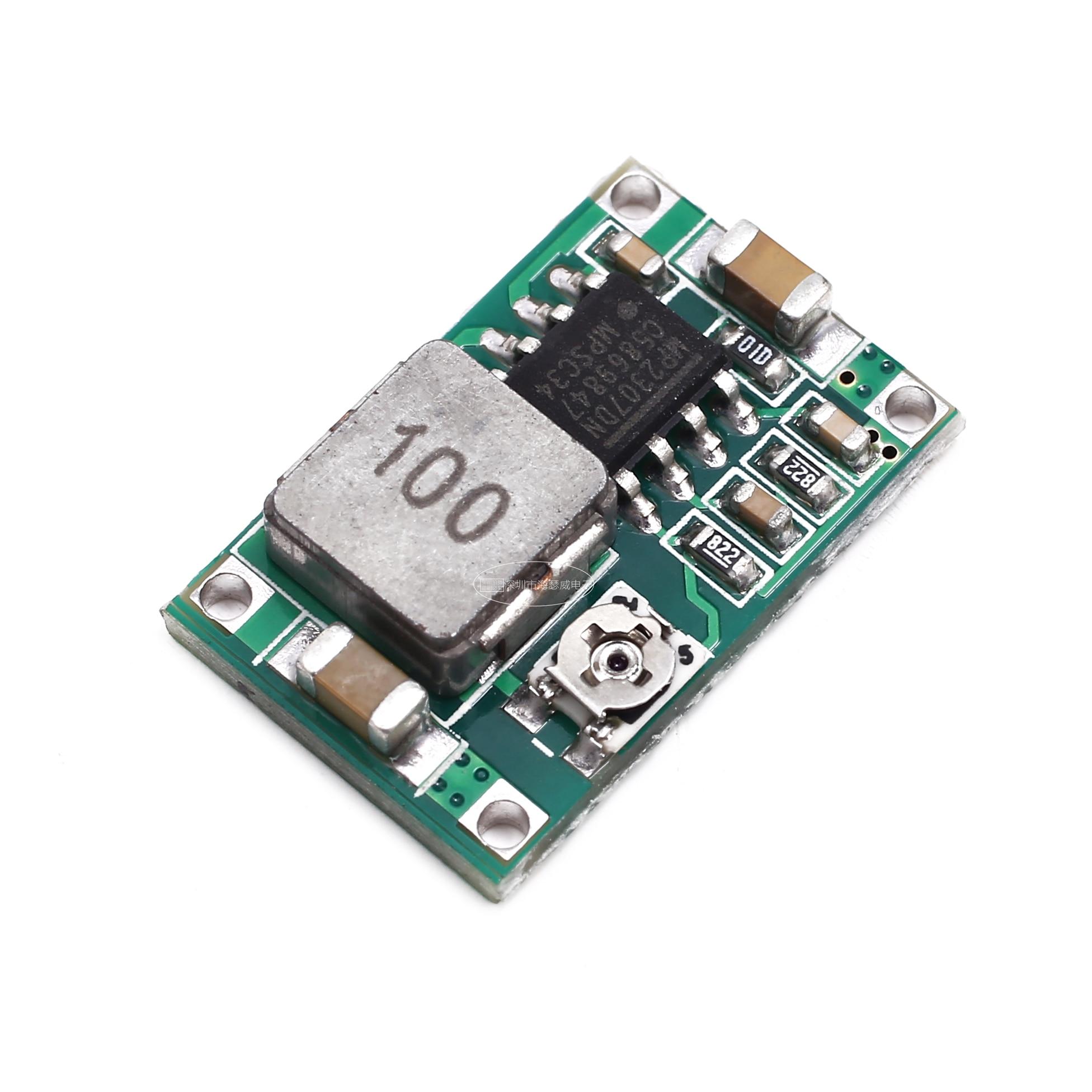 10 шт. Mini360 DC-DC/DC понижающий преобразователь подпушка модуля 4,75 в-23 в до 1V-17 в 17x11x3,8 мм SG125-SZ +