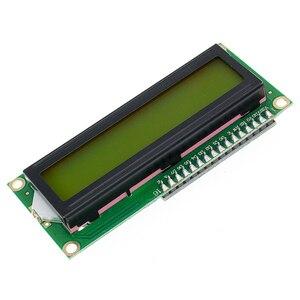 Image 5 - 10pcs LCD1602+I2C LCD 1602 module Blue /yellow green screen IIC/I2C LCD1602 IIC LCD1602 Adapter plate