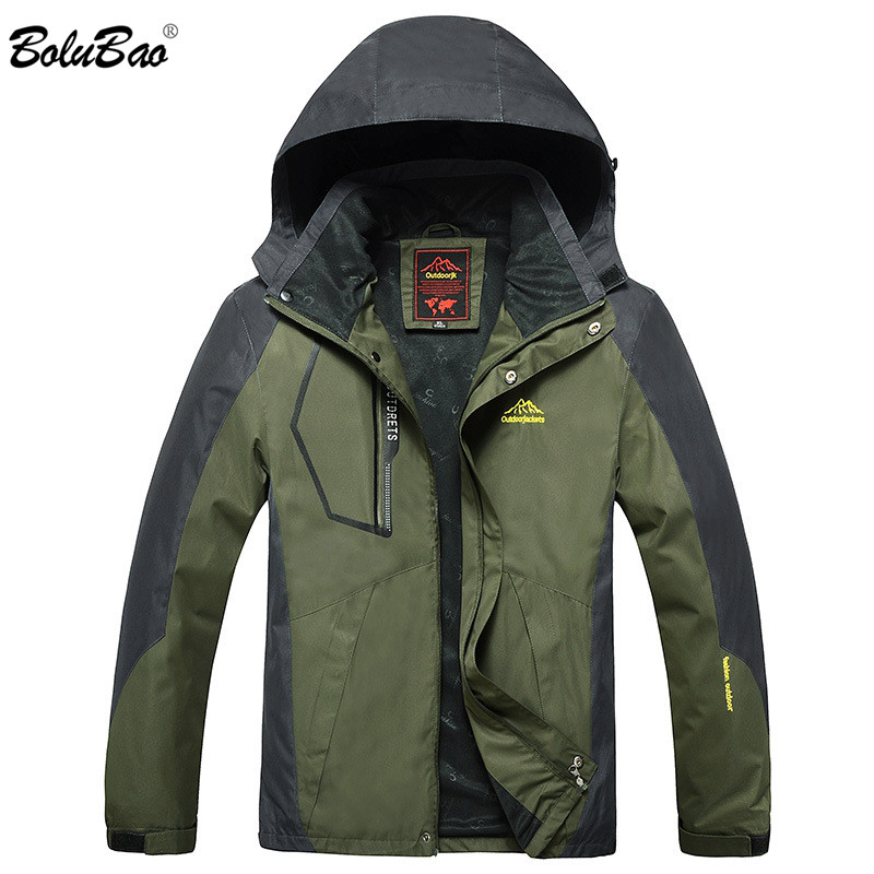 Image 2 - BOLUBAO New Men Jackets Coats Winter Brand Men's Fashion Casual Thick Warm Jacket Male Windproof Waterproof Outdoor Jacket-in Jackets from Men's Clothing