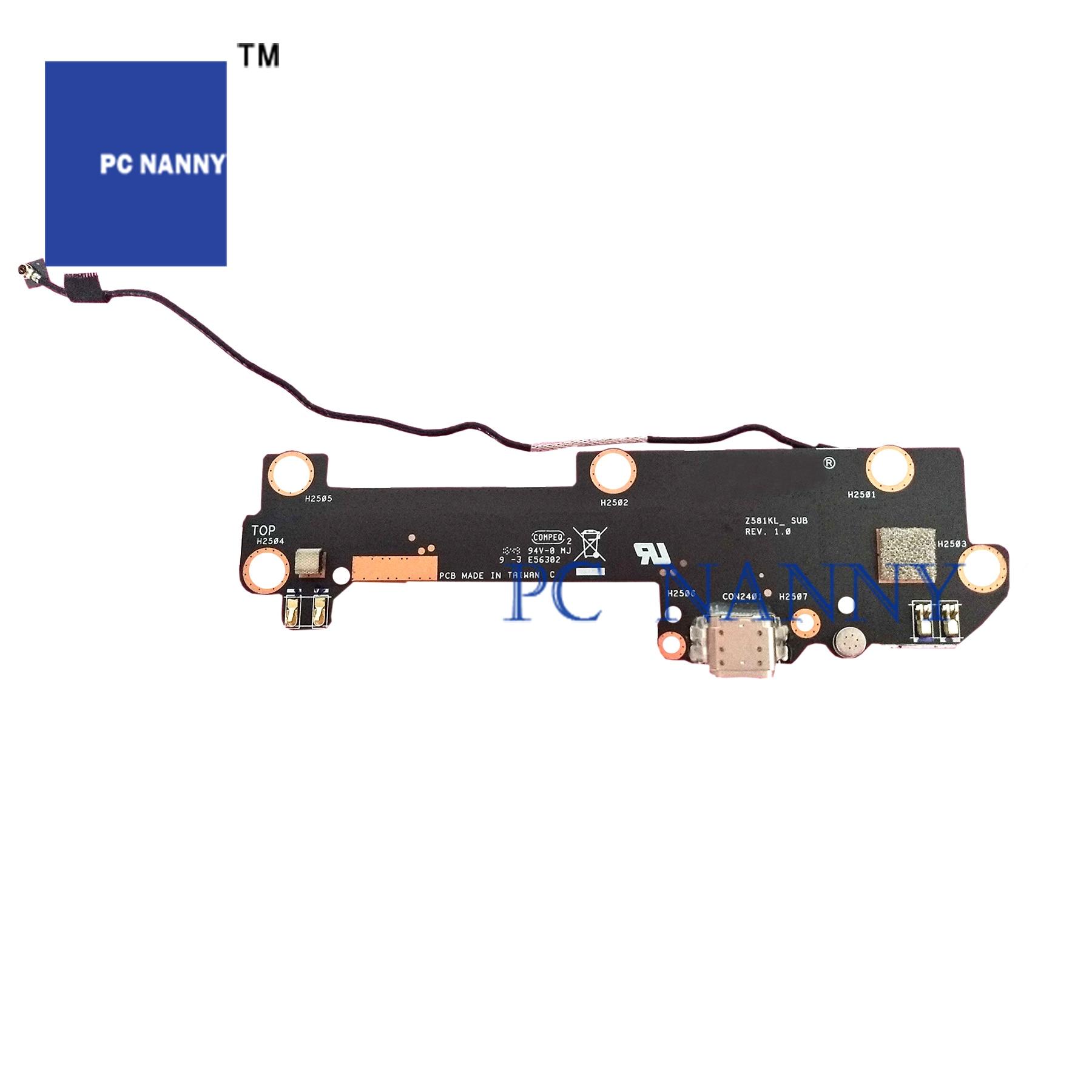 PCNANNY FORASUS ZenPad8 ZT581KL Z581KL P008 Insert Interface Board Test Good