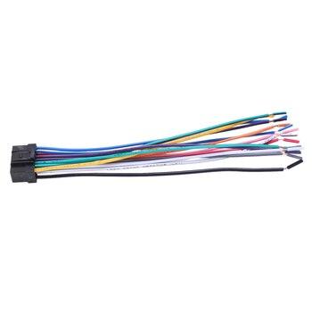 Cd de coche, Radio de Audio estéreo, Conector de cableado estándar, Cable...