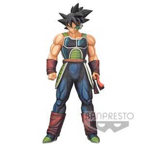 Image 5 - Оригинальная фигурка Tronzo 28 см Banpresto, Dragon Ball, Grandista ROS GROS, разрешение солдат, лопуха, ПВХ фигурка, модель игрушек