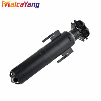 1pc Headlight Washer Sprayer Nozzle Cylinder Jet Actuator 61672990155 LH=RH For BMW X1 E84 2009-2015 image