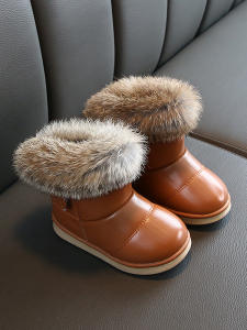 SSnow-Boots Shoes Gir...