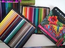 24 36 48 72 150 eua sanford prismacolor profissional oleosa lápis de cor esboço cor lápis arte desenho suprimentos