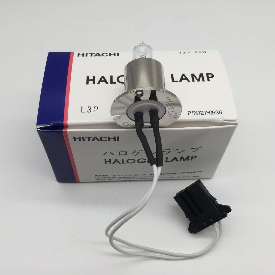 DHL Free shipping C311 Roche LAMP combas6000 C501 12v50w compatible for Roche 727 0536  C311 C501 C502 C801 C701 C702 C711|Halogen Bulbs| |  - title=