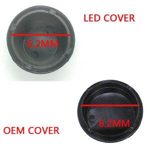 Image 5 - 1 шт. для Hyundai Sonata 9 Аксессуары для ламп накладка на лампу панель лампа лампочка в форме раковины защита для доступа к лампе светодиодный удлинитель