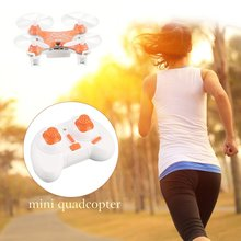 цена на CX-10 Mini Drone 2.4G 4CH 6 Axis LED RC Quadcopter Toy Helicopter Pocket Drone with LED light Toys for Kids Children