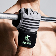 Fitness-Gloves Dumbbell Crossfit Protective Gym Cycling-Workout Women Bike Half-Body