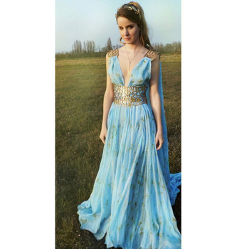 Women Dress Up Fancy Cosplay Costume Party COS Halloween Dress Vestido Mujer Dresses 2