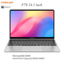 Teclast F7S Laptop 14.1 Inch Intel Apollo Lake N3350 8GB RAM 128GB EMMC Notebook