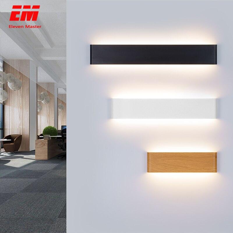 โมเดิร์น LED โคมไฟติดผนังบันไดโคมไฟ sconce โคมไฟข้างเตียงโคมไฟกระจกห้องน้ำ AC110 ~ 260V ZBD0001