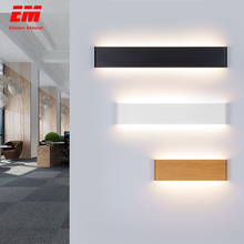 Luz Led moderna de pared, accesorio para escalera, lámpara de aplique, lámpara de noche, lámpara de pared, luz para espejo de baño AC110 ~ 260V ZBD0001