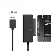 HDD מתאם של SSD USB3.0 סוג C כדי SATA3 ממיר כבל עבור 2.5 אינץ SATA כונן קשיח דיסק SSD 5Gbps JMS578 שבב