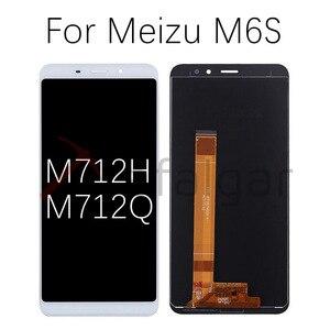 Image 5 - สำหรับMeizu M6จอแสดงผลLCD Touch Screen Digitizer M711H M711M M711Q M712H M712Q M811Q 6T M6S S6 LCDสำหรับMEIZU M6Tหน้าจอLCD