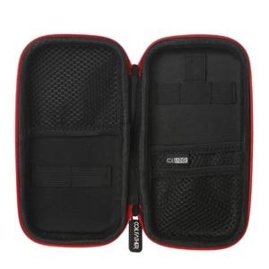 Image 4 - 2019 جديد X6s المحمولة Vape حقيبة بخار أداة جيب علبة بخار للسجائر الإلكترونية الشيشة ملحق