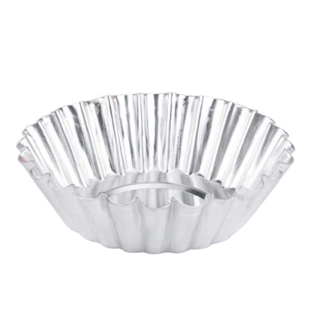 Professional Aluminum Thickened Tart Mold Kitchen Accessories Baking Pastry Bakeware Tool Food Safety