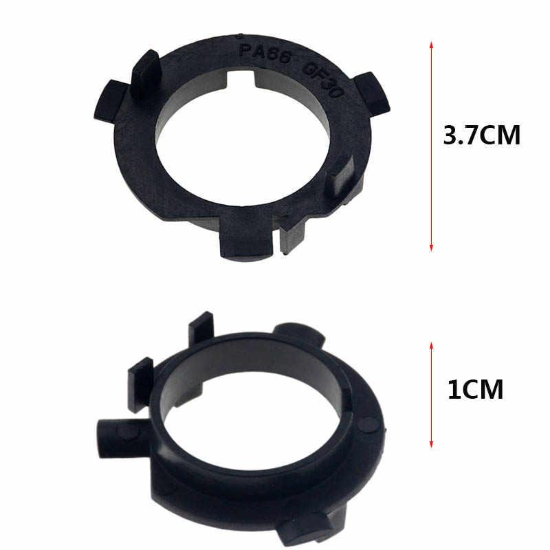 1 قطعة H7 LED محول قاعدة ل هيونداي Veloster i30 منخفضة شعاع LED H7 لمبة حامل محول لكيا K4 k5 سورينتو الصمام العلوي