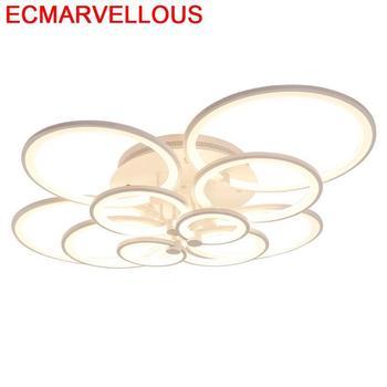 Luminaria Lamp For Living Room De Luminaire Deckenleuchte Home Lighting LED Plafondlamp Lampara Techo Plafonnier Ceiling Light
