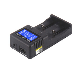 Image 4 - 2020 LiitoKala Lii PD2 Lii PD4 LCD الذكية 18650 شاحن بطارية ليثيوم أيون 18650 18500 16340 26650 21700 26700 LCD شاحن بطارية