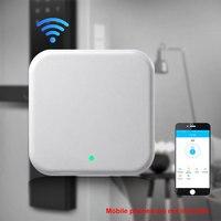 Portable Accessory WIFI Bluetooth Gateway Home Electronic Door Lock Mobile Phone Module Wireless Remote Control APP Internet