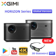 New XGIMI HORIZON Pro Series 4K UHD Projector 1080P Full HD Global Version DLP LED 3D Beamer Video Home Theater